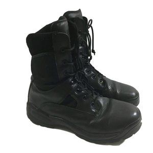 """5.11 Tactical A.T.A.C. Side Zip 8"""" Leather Boots"""